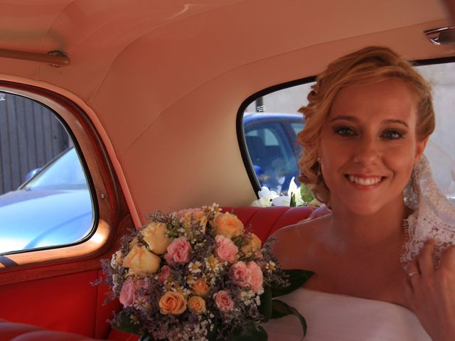 La boda de Laura y Cristian en Illescas, Toledo 2