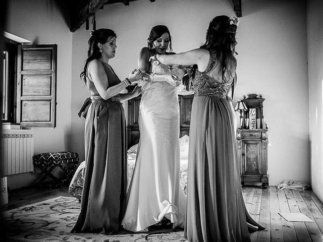 La boda de Alberto y Miriam en Chinchon, Madrid 24