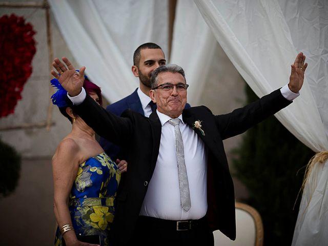 La boda de Alberto y Miriam en Chinchon, Madrid 50