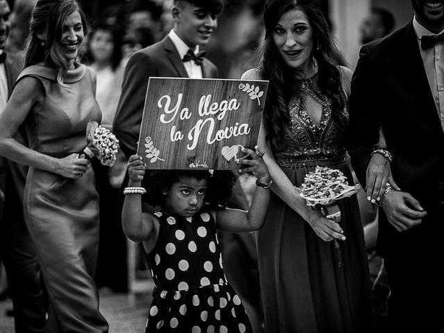 La boda de Alberto y Miriam en Chinchon, Madrid 52