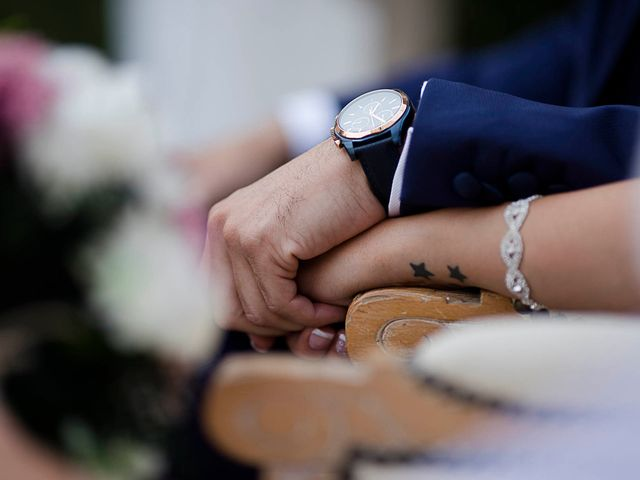 La boda de Alberto y Miriam en Chinchon, Madrid 57