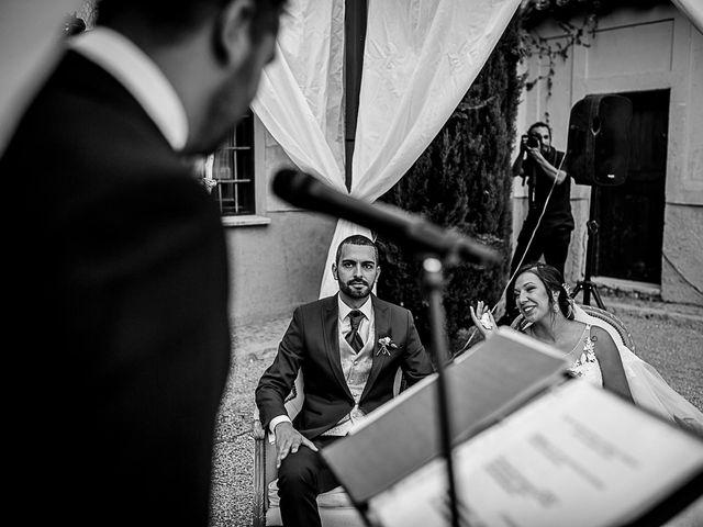 La boda de Alberto y Miriam en Chinchon, Madrid 64