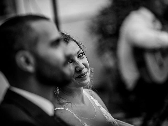 La boda de Alberto y Miriam en Chinchon, Madrid 69
