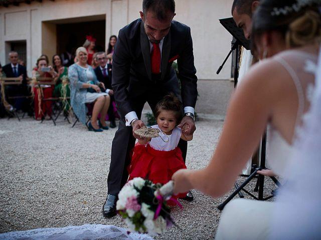 La boda de Alberto y Miriam en Chinchon, Madrid 70