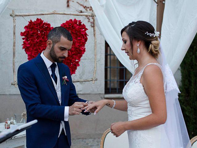 La boda de Alberto y Miriam en Chinchon, Madrid 73