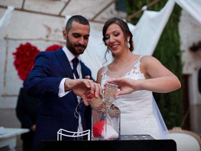 La boda de Alberto y Miriam en Chinchon, Madrid 78