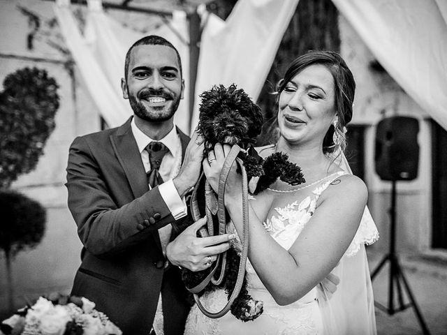 La boda de Alberto y Miriam en Chinchon, Madrid 85