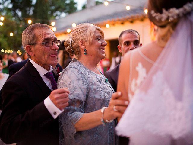 La boda de Alberto y Miriam en Chinchon, Madrid 86