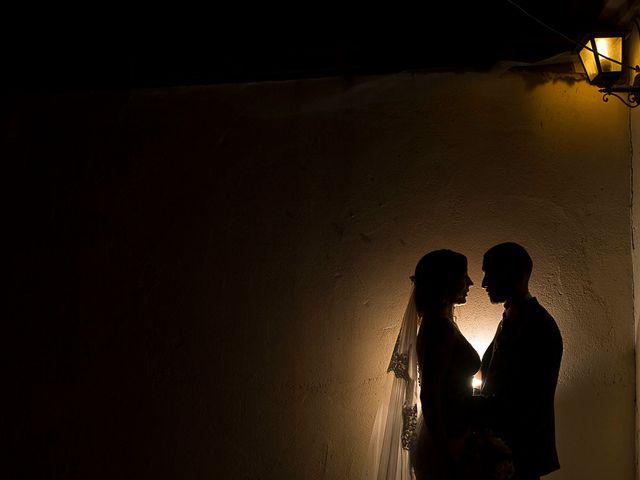 La boda de Alberto y Miriam en Chinchon, Madrid 89