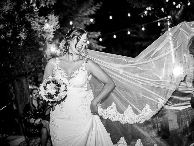La boda de Alberto y Miriam en Chinchon, Madrid 90