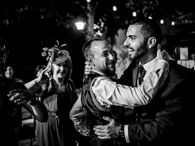 La boda de Alberto y Miriam en Chinchon, Madrid 91