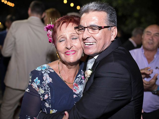 La boda de Alberto y Miriam en Chinchon, Madrid 94