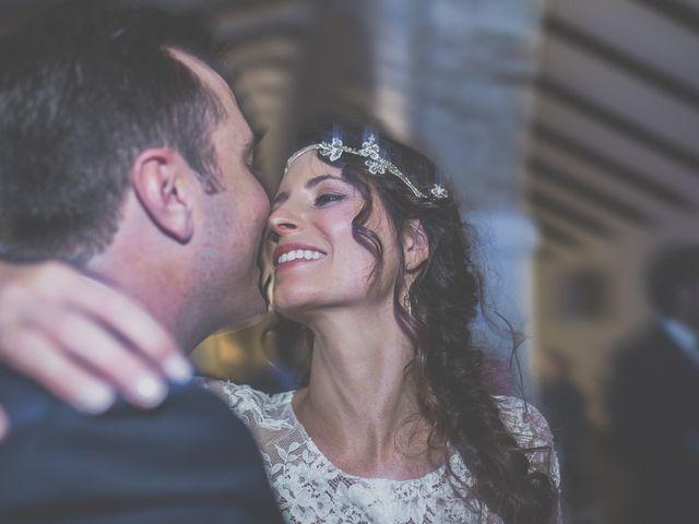 La boda de Marie y Antonio
