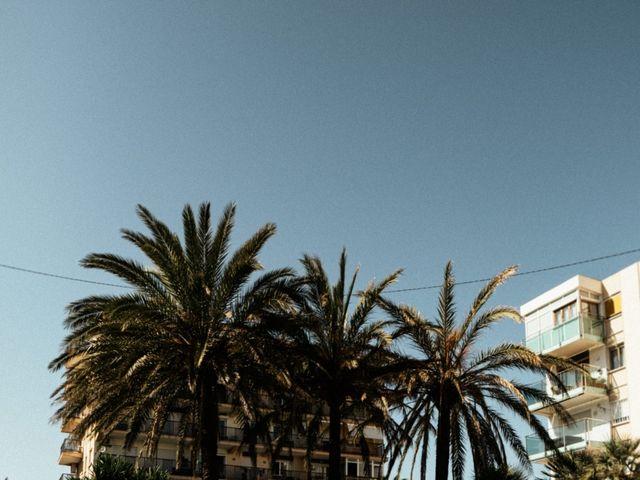 La boda de David y Paola en Xàbia/jávea, Alicante 4