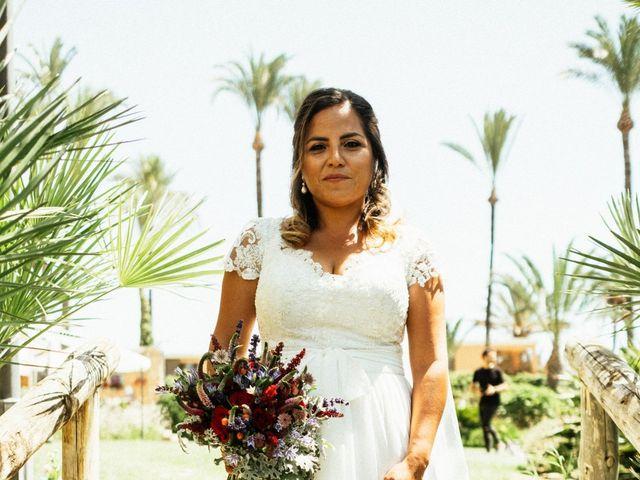 La boda de David y Paola en Xàbia/jávea, Alicante 57