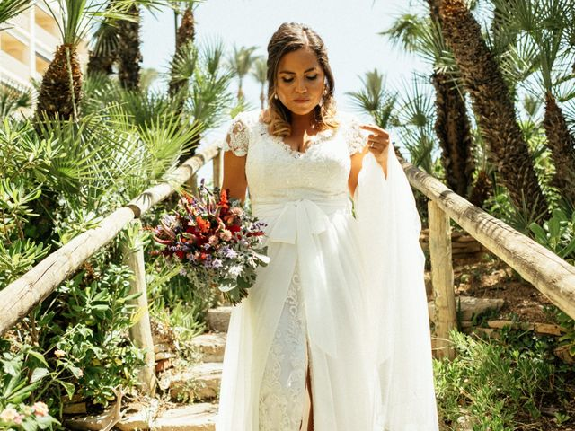 La boda de David y Paola en Xàbia/jávea, Alicante 61