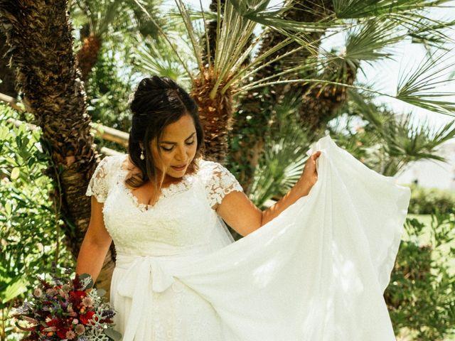 La boda de David y Paola en Xàbia/jávea, Alicante 63