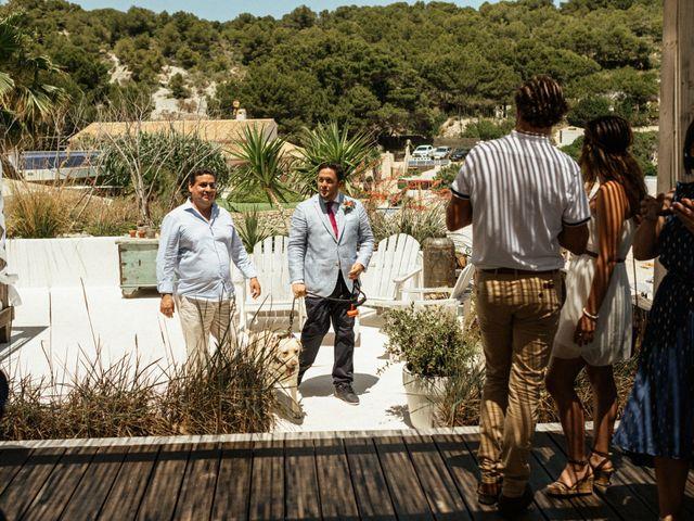La boda de David y Paola en Xàbia/jávea, Alicante 89