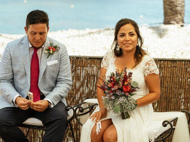 La boda de David y Paola en Xàbia/jávea, Alicante 94