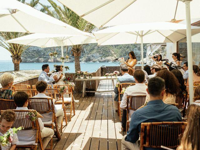 La boda de David y Paola en Xàbia/jávea, Alicante 96