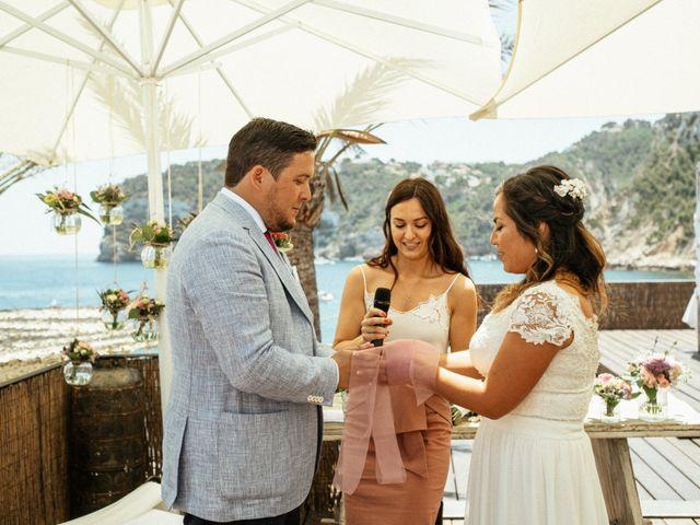 La boda de David y Paola en Xàbia/jávea, Alicante 101