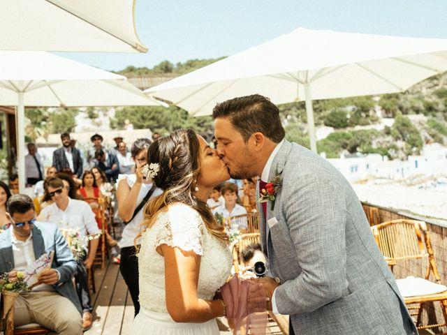 La boda de David y Paola en Xàbia/jávea, Alicante 102