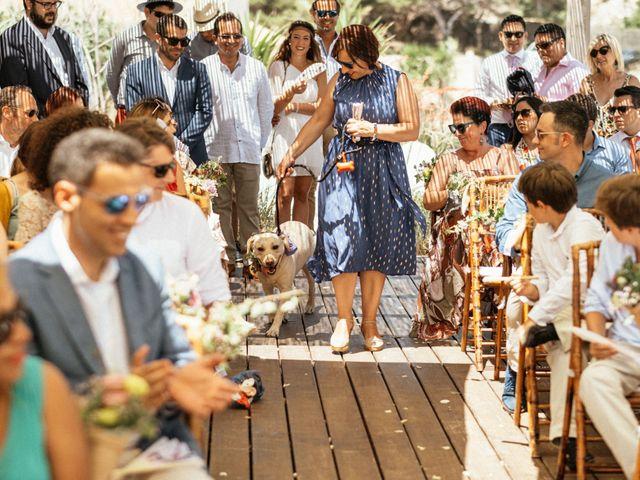 La boda de David y Paola en Xàbia/jávea, Alicante 105