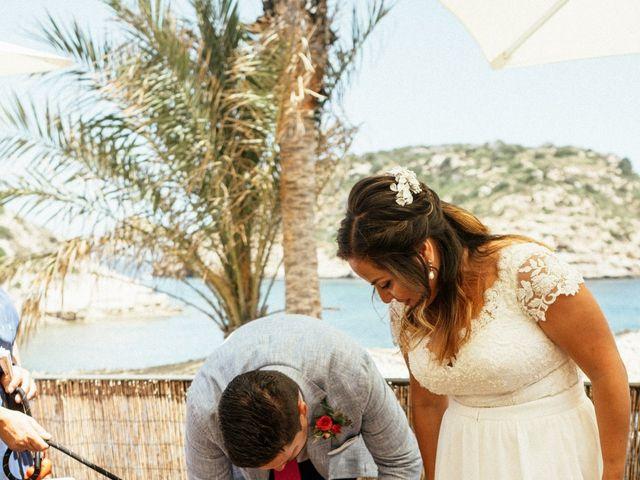 La boda de David y Paola en Xàbia/jávea, Alicante 106