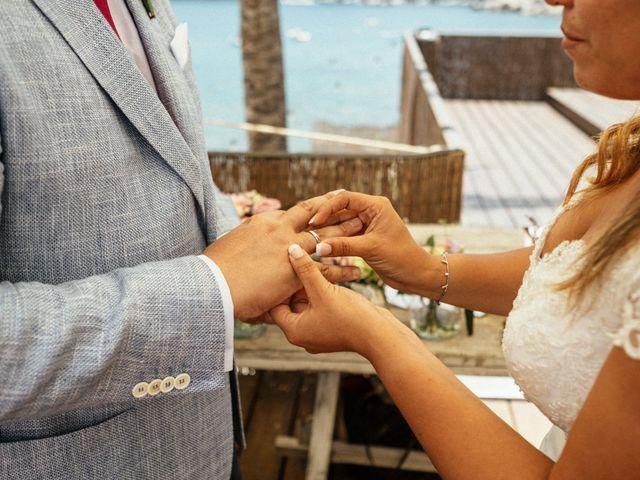 La boda de David y Paola en Xàbia/jávea, Alicante 108