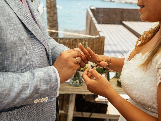 La boda de David y Paola en Xàbia/jávea, Alicante 109