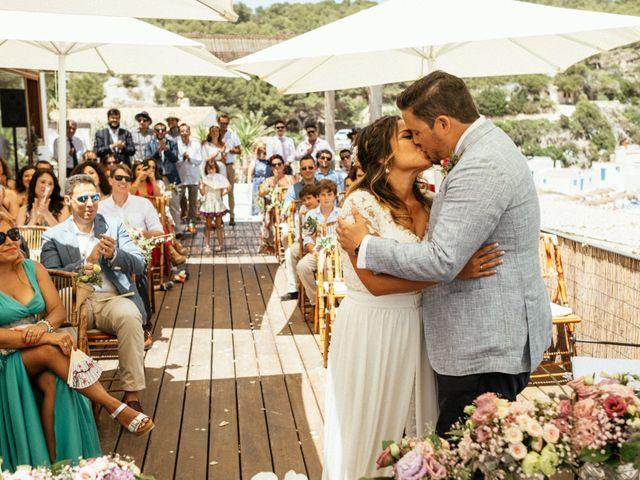La boda de David y Paola en Xàbia/jávea, Alicante 1