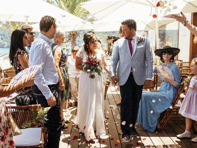 La boda de David y Paola en Xàbia/jávea, Alicante 111