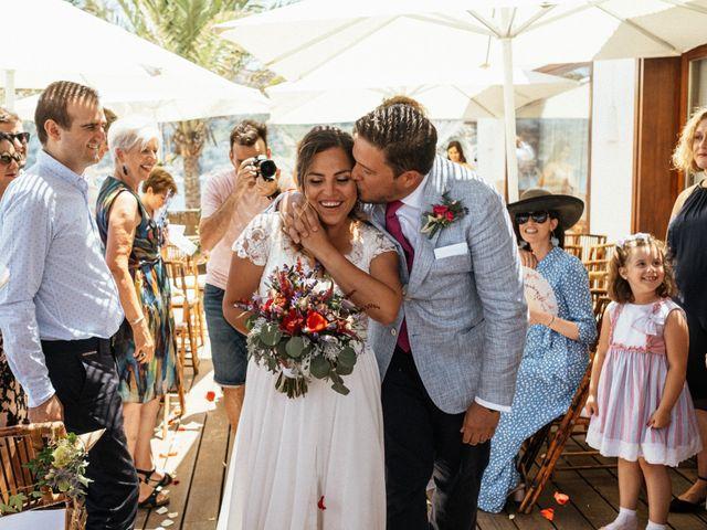 La boda de David y Paola en Xàbia/jávea, Alicante 112
