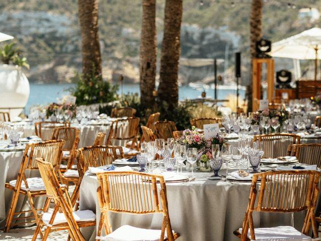 La boda de David y Paola en Xàbia/jávea, Alicante 113