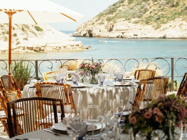 La boda de David y Paola en Xàbia/jávea, Alicante 116