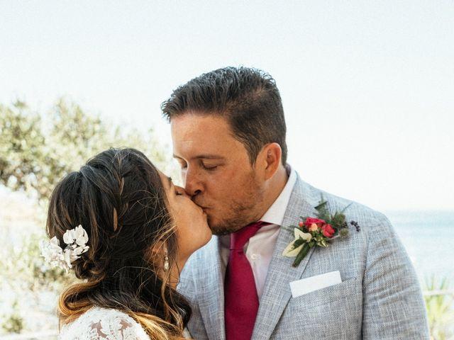 La boda de David y Paola en Xàbia/jávea, Alicante 121