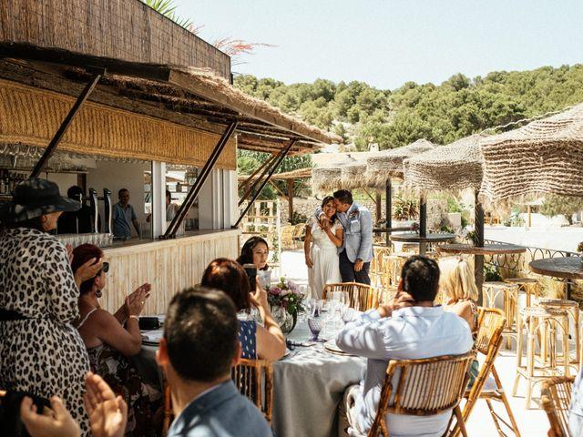La boda de David y Paola en Xàbia/jávea, Alicante 122