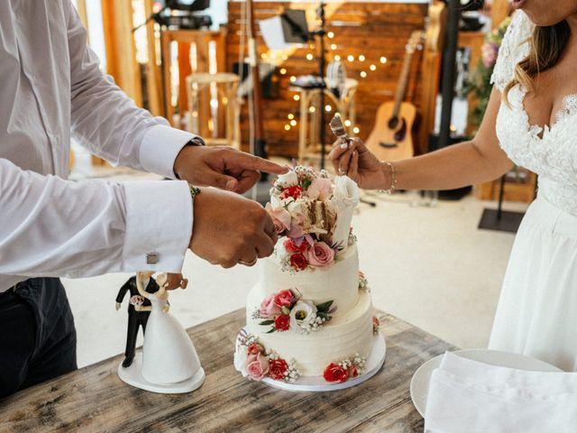 La boda de David y Paola en Xàbia/jávea, Alicante 131