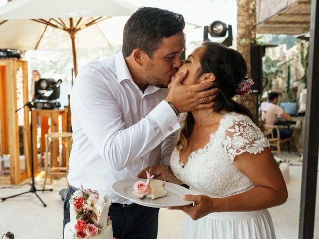 La boda de David y Paola en Xàbia/jávea, Alicante 132