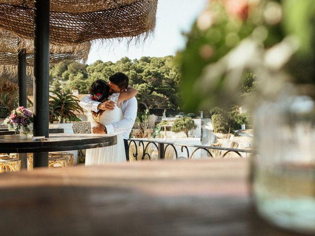 La boda de David y Paola en Xàbia/jávea, Alicante 133