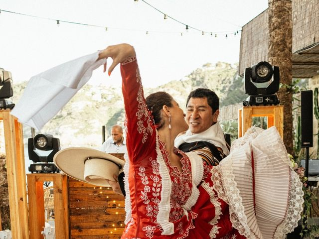 La boda de David y Paola en Xàbia/jávea, Alicante 136