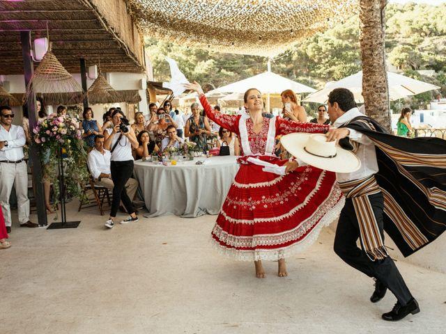 La boda de David y Paola en Xàbia/jávea, Alicante 138