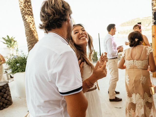 La boda de David y Paola en Xàbia/jávea, Alicante 140
