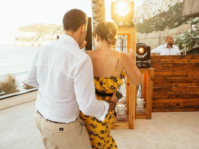 La boda de David y Paola en Xàbia/jávea, Alicante 141