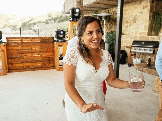 La boda de David y Paola en Xàbia/jávea, Alicante 142