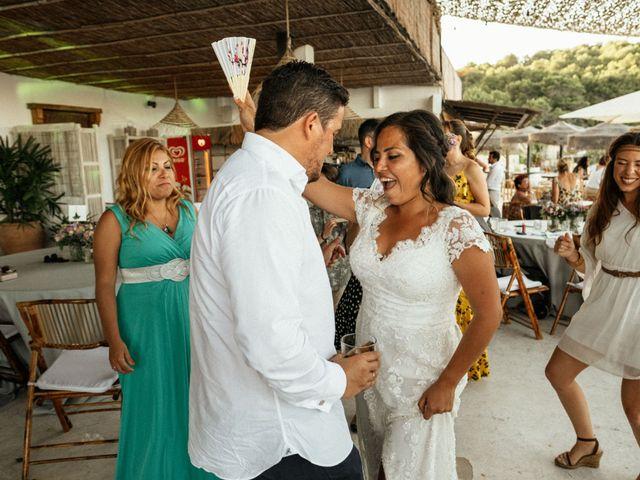 La boda de David y Paola en Xàbia/jávea, Alicante 146