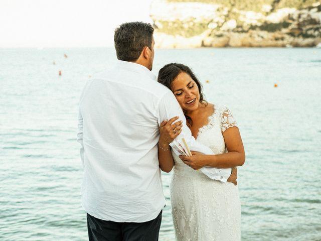 La boda de David y Paola en Xàbia/jávea, Alicante 151