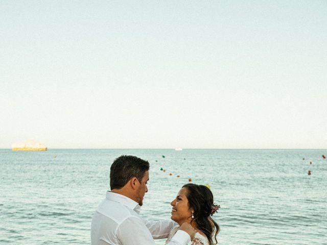 La boda de David y Paola en Xàbia/jávea, Alicante 154