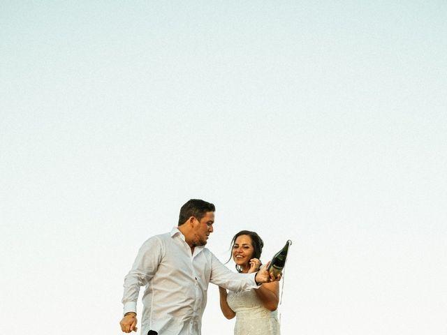 La boda de David y Paola en Xàbia/jávea, Alicante 155