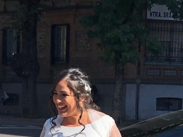 La boda de Gerardo y María José  en Madrid, Madrid 3